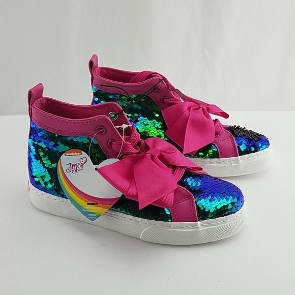 Jojo Siwa Hitop Sneakers